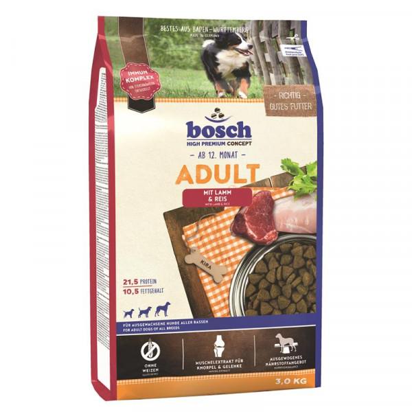Bosch Adult Lamm & Reis 3 kg