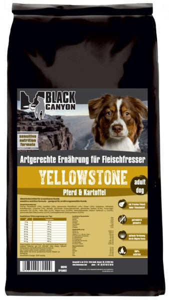 Black Canyon Yellowstone 1,5kg