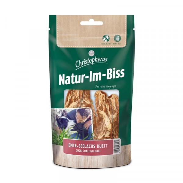 Christopherus Snack Natur-Im-Biss Ente - Seelachs - Duett 70g