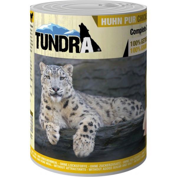 Tundra Cat Huhn Pur 400g
