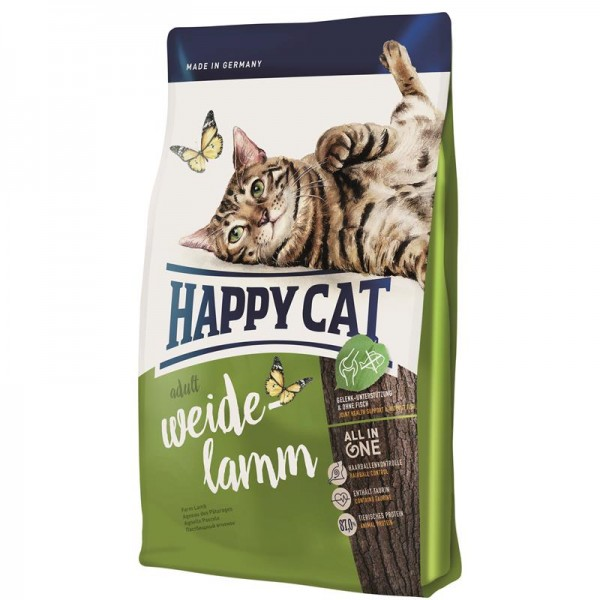 Happy Cat Supreme Weide-Lamm 1,4 kg