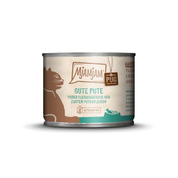 MjAMjAM - purer Fleischgenuss - gute Pute pur 200 g