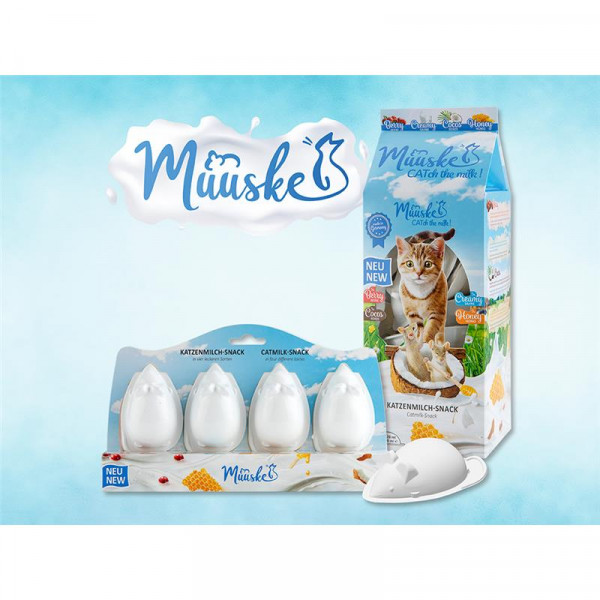 Muuske Katzenmilch Adult Multipack II 20 x 20 ml