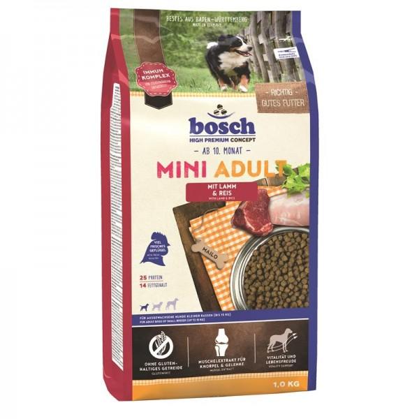 Bosch Mini Adult Lamm & Reis 1 kg