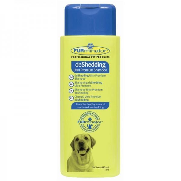 Furminator DeShedding Shampoo 490 ml