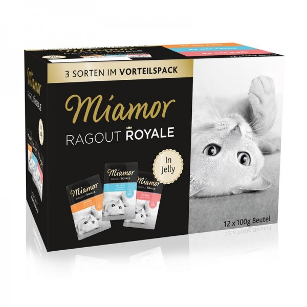 Miamor FB Ragout Royale Multibox in Jelly 12x100g