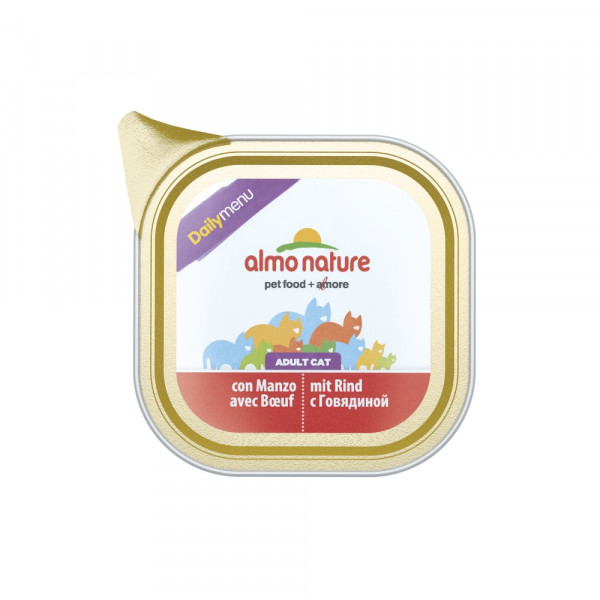 AN Cat Daily Rind 100g