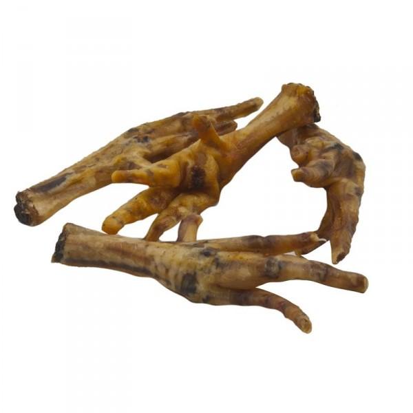 MIOMERA Dog Snack Hühnerfüße 250g