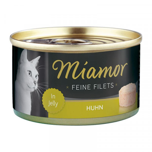 Miamor Feine Filets Huhn in Jelly 100g