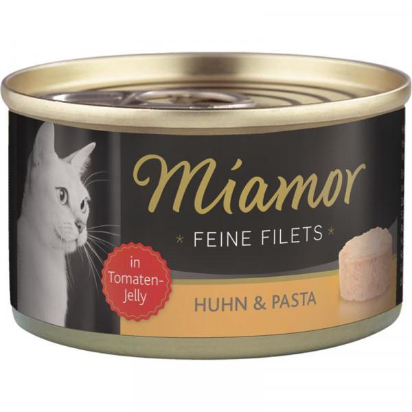 Miamor Dose Feine Filets Huhn & Pasta 100g