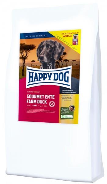 Happy Dog Supreme Sensible Gourmet Ente 2x12,5kg