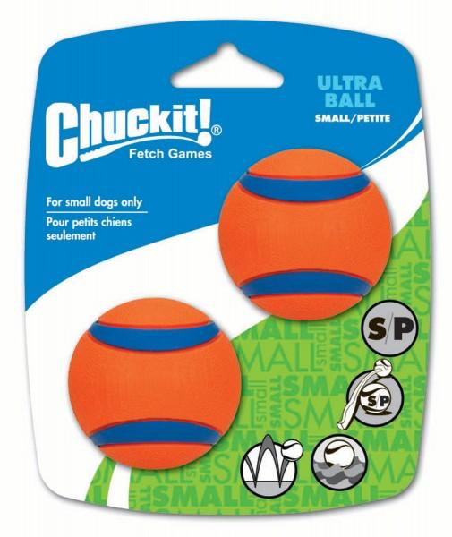 Chuckit ULTRA BALL 2-PK Größe S