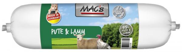 Macs Cat Wurst Pute+Lamm 300g