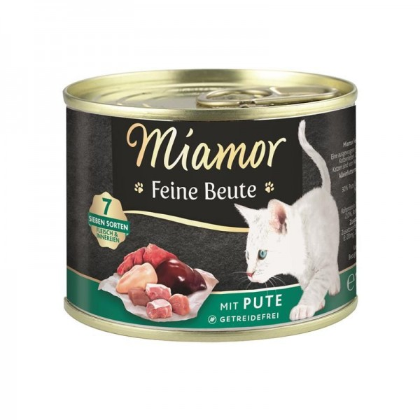 Miamor Dose Feine Beute Pute 185g