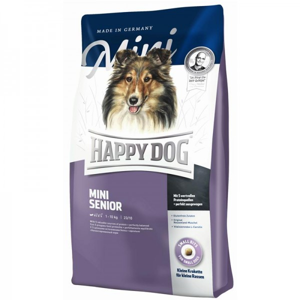 Happy Dog Supreme Sensible Mini Senior 4kg