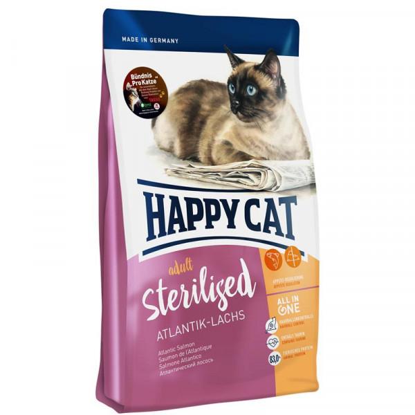 Happy Cat Supreme Sterilised Atlantik-Lachs 1,4kg