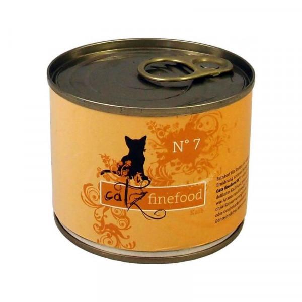 Catz finefood No. 7 Kalb 200g