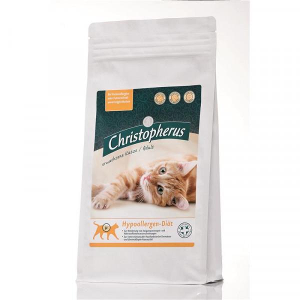 Christopherus Cat Hypoallergen Diät 1 kg