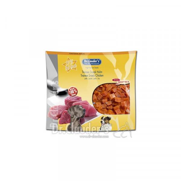 Dr. Clauders Hunde Snack Premium Traineesnack Chicken 500g | 5 Stück