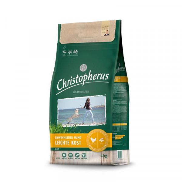 Christopherus Leichte Kost Geflügel, Reis & Gerste 4kg