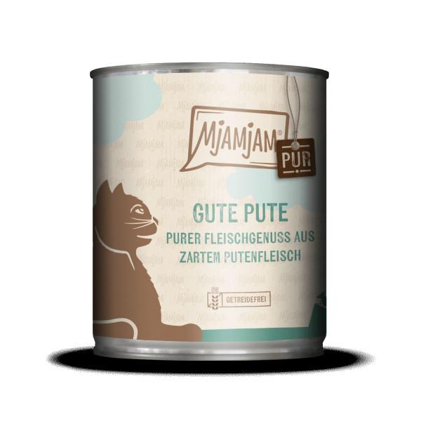 MjAMjAM - purer Fleischgenuss - gute Pute pur 800 g