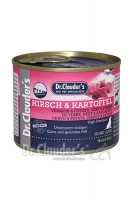 Dr. Clauders Selected Meat Hirsch+Kart 200g