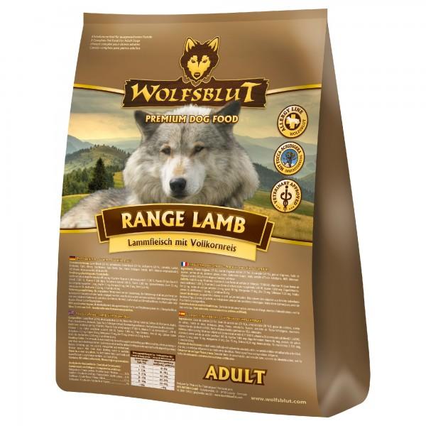 Wolfsblut Range Lamb 2 x 15kg