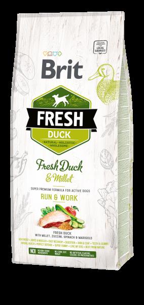 Brit Fresh Active Duck 12kg