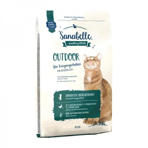 Sanabelle Outdoor Ente 10 kg