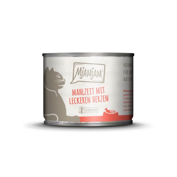 MjAMjAM - Mahlzeit mit leckeren Herzen 200 g