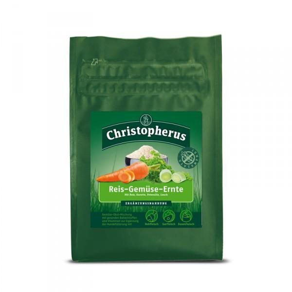 Christopherus Reis - Gemüsemischung 400 g