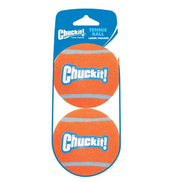 Chuckit TENNIS BALL 2-PK Größe L