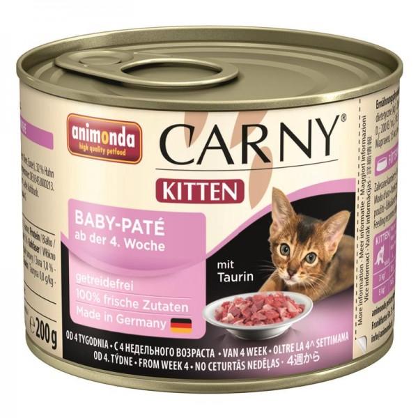 Animonda Carny Kitten Baby-Paté 200g