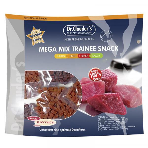 Dr. Clauders Hunde Snack Premium Mega Mix Trainee 500g   5 Stück