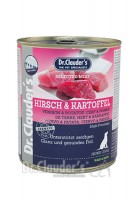 Dr. Clauders Selected Meat Hirsch-Kartoffel 800g