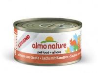 Almo Nature Legend - Lachs mit Karrotte 70g