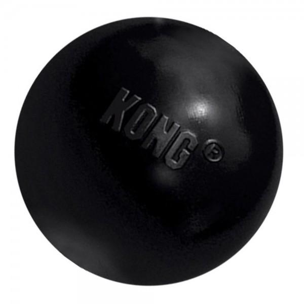 KONG Extreme Ball Medium/Large, schwarz