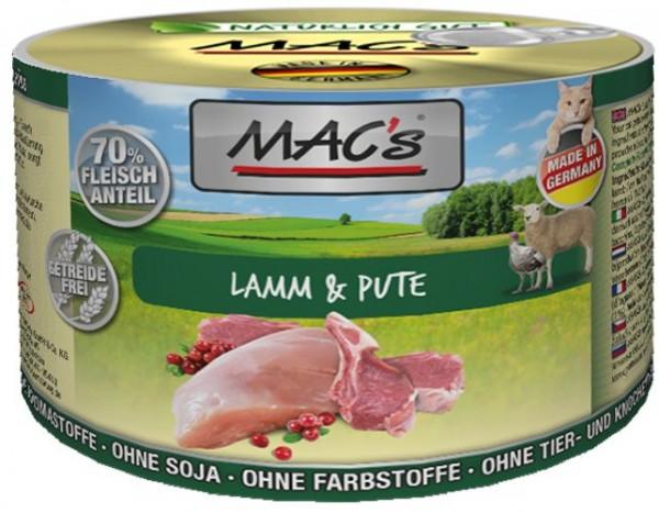 MACs Cat Lamm & Pute 200g