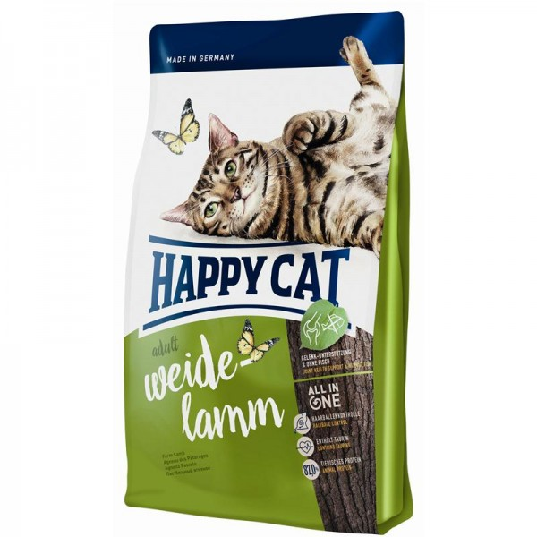 Happy Cat Supreme Weide-Lamm 10 kg