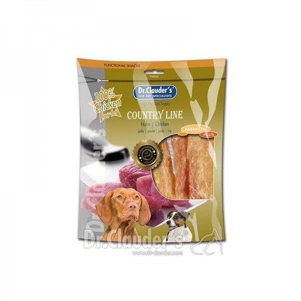 Dr. Clauders Pr.Country Line Huhn 170g