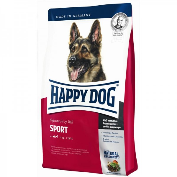 Happy Dog Supreme Fit & Well Sport Adult 2x15kg