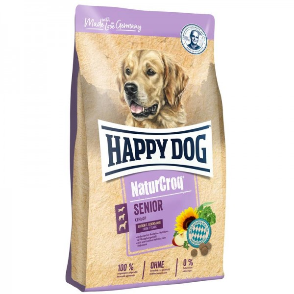 Happy Dog NaturCroq Senior 2x15kg