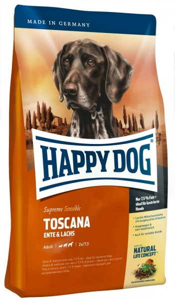 Happy Dog Supreme Sensible Toscana 1kg