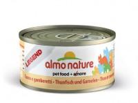 Almo Nature Legend - Thunfisch & Garnelen 70g