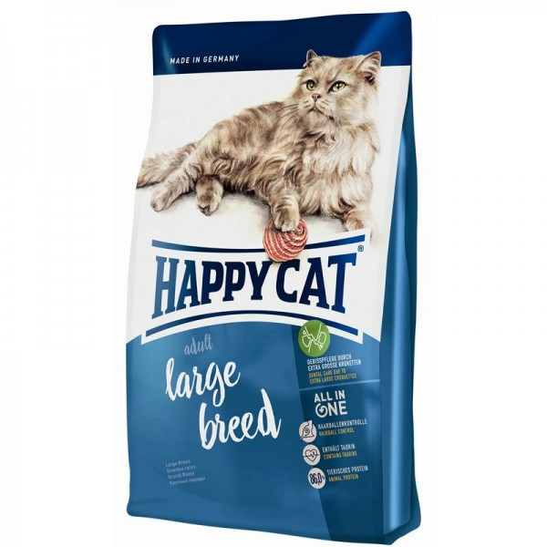 Happy Cat Supreme Large Breed 10 kg